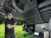 ArmaSound brukt i tysk fjernsyns Deutsche Welles moderne TV-studio