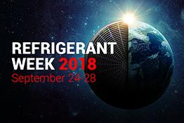 Danfoss Refrigerant Week 2018
