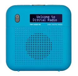 DAB+ / DAB / FM radio fra Tiny Audio